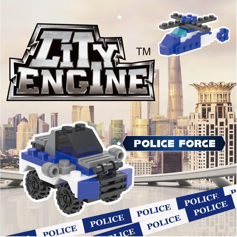 Police Force Engine (PFE)